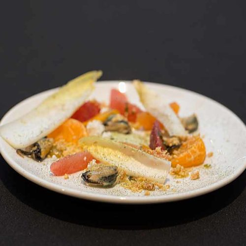 Winter Citrus Salad -  Jacob Newton