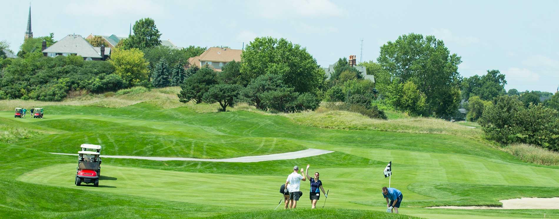 ORA Annual Golf Scramble